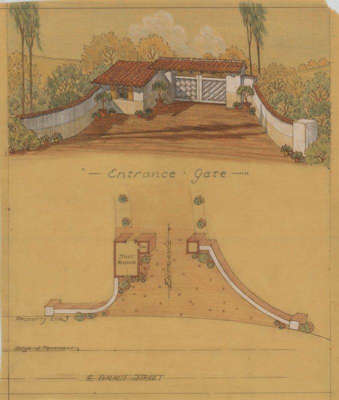 Cliff May: Smith house (La Habra, Calif.)