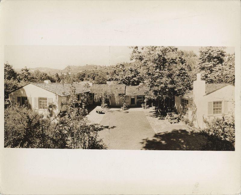 Cliff May: May house #2 (Los Angeles, Calif.)