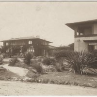 Irving J. Gill: Alice Lee and Katherine Teats houses (San Diego, Calif.)