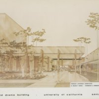 Speech and Dramatic Arts Building -- Theater and Dance Building/Snidecor Hall