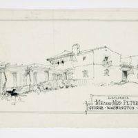 George Washington Smith: Bryce house (Hope Ranch, Santa Barbara, Calif.)