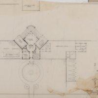Lutah Maria Riggs: Von Romberg house (Montecito, Calif.) plans
