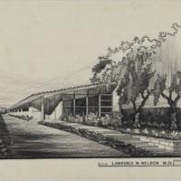 Lutah Maria Riggs: Nelson medical offices (Santa Barbara, Calif.)