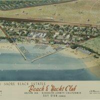 Albert Frey: North Shore Beach and Yacht Club (Salton Sea, Calif.)