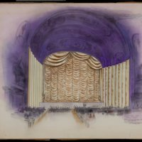 Kem Weber: Palace Theater (Chicago, Ill.)