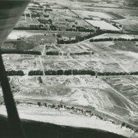 University of California, Santa Barbara Aerial View-- looking west