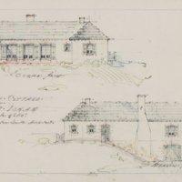 George Washington Smith: Isham beach house (Carpenteria, Calif.)