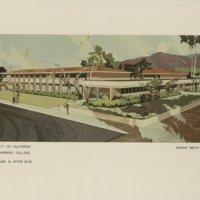 Classroom and Office Building #1 -- Girvetz Hall