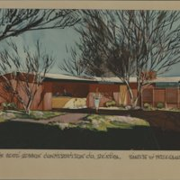 Smith and Williams: Blue Ribbon Construction Company tract housing (Northridge, Calif.)