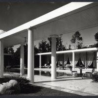 John Elgin Woolf (1908-1980): Case Study House #17 alterations