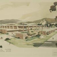 Physical Education Building -- Robertson Gymnasium