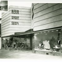 Kem Weber: Kerr Sport Shop (Beverly Hills, Calif.)