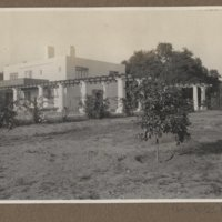 Irving J. Gill: Miltmore house (South Pasadena, Calif.)