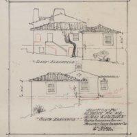 George Washington Smith: Dietrich house (Montecito, Calif.)