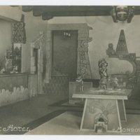 Aztec Hotel: Front desk