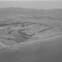 University of California, Santa Barbara Aerial View-- looking northwest