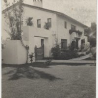 Irving J. Gill: Laughlin house (Los Angeles, Calif.)