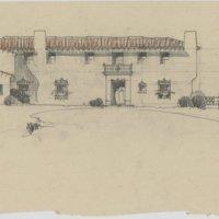 George Washington Smith: Douglas house (Montecito, Calif.)