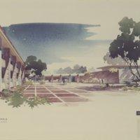 Residence Hall #2  -- Anacapa Residence Hall